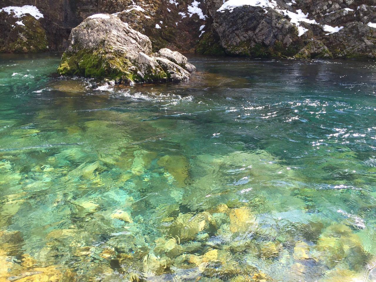 板取美しい川